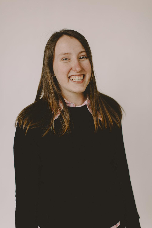 Maddie Miller, Gallery Coordinator