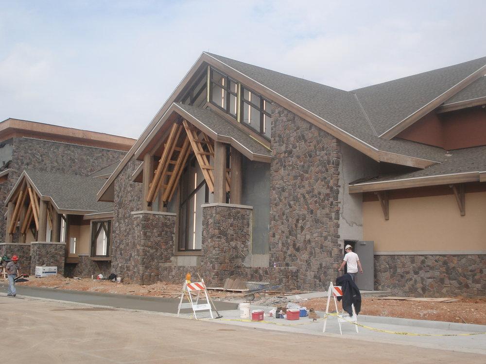 * Cherokee Casino, West Siloam Springs, OK