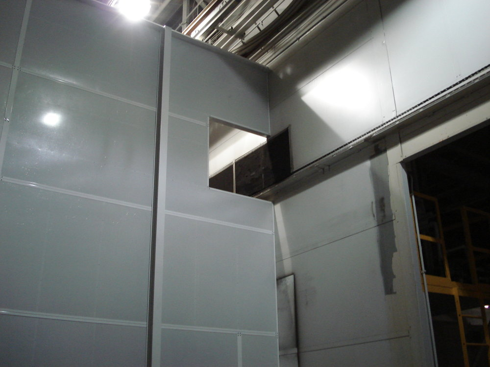 CAT Test Cell Expansion, Montgomery IL