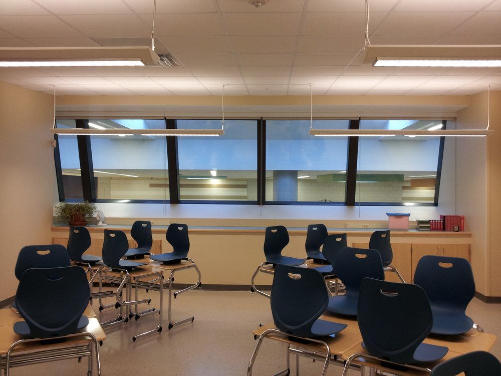 Hampton Academy, Bangore Maine