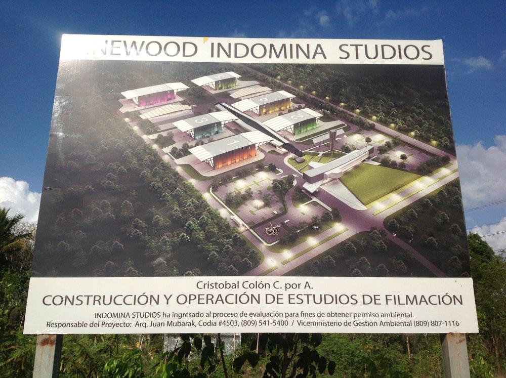 Pinewood Indomina Studios Dominican Republic