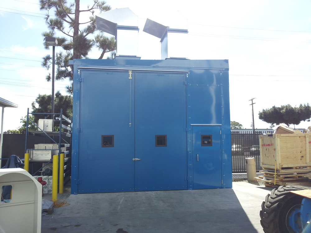 Space X, Hawthorne CA