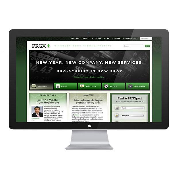 PRGX Website