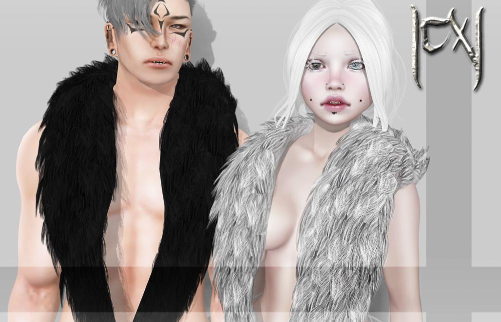 |CX| Fur Stole