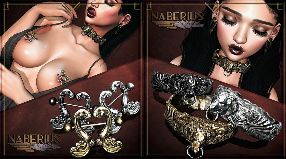 //Naberius// The Manticore Set - November 10, 2017