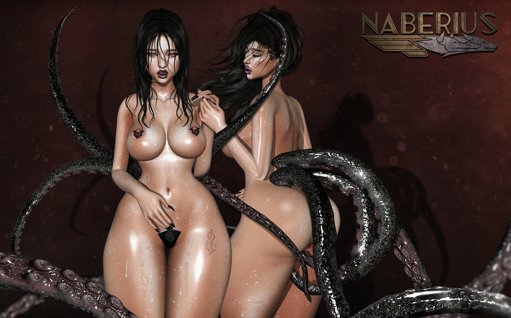 //Naberius// Slick Tentacles - April 17, 2018