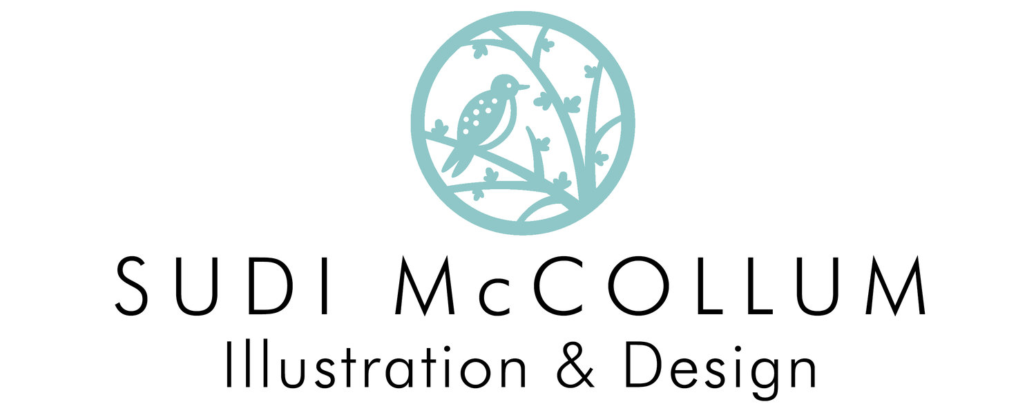 Sudi McCollum/Illustration & Design