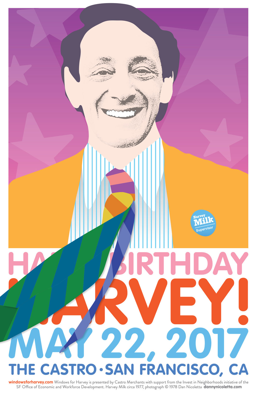 The Windows for Harvey 2017 poster