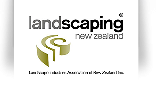 Nelmac are proud members of Landscaping New Zealand