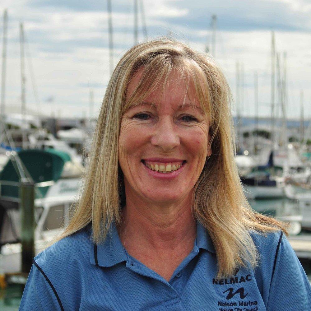 Annie Guyatt   Marina Assistant