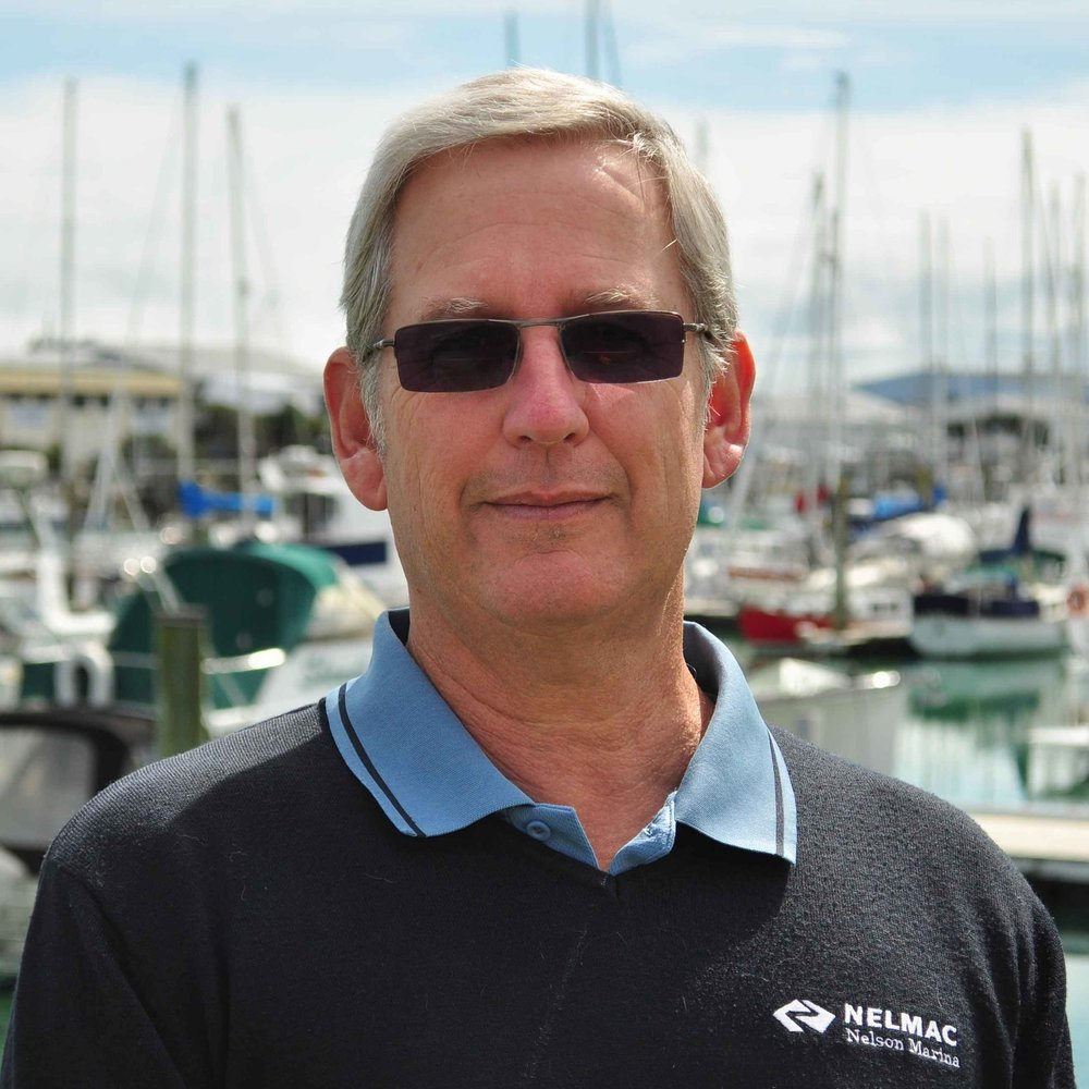 Paul Jonkers   Marina Assistant