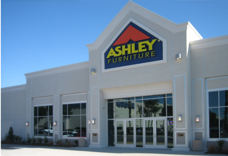 Ashley Furniture Home Store Gaa Architects