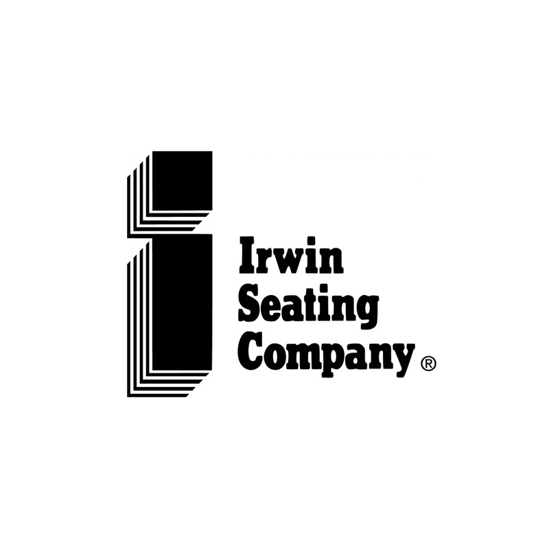 Irwin Seating Company - Irwin Seating Company is one of the world's leading manufacturers of audience seating for movie theatres, auditoriums, arenas, performing arts centers, stadiums and places of worship. Our chairs, bleachers and telescopic platforms are installed in thousands of venues all over the world from Dewan Filharmonik in Kuala Lumpur, Malaysia to Carnegie Hall in New York City, from the Minsk Arena in Minsk, Belarus to Lucas Oil Stadium in Indianapolis and thousands of points in between.