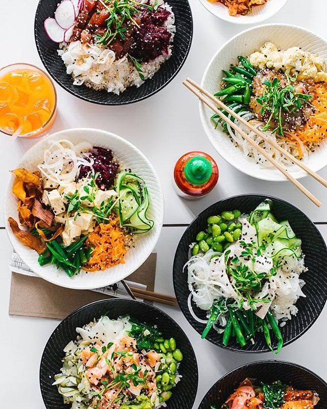 HEY BONDI! 👋🏻 Meet your new local Pokè bar. We are now open at 149 Glenayr Ave, Bondi. Come grab a bowl from 11.30am-9pm Tue-Sun #bondi #poke