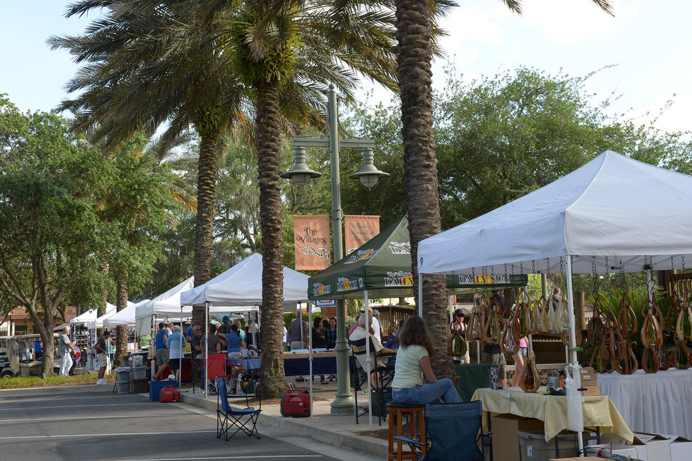 Market Night - spanish springs town squaremondays & wednesdays | 5pm-9pmlake sumter landing market squaretuesdays & thursdays | 5pm-9pm