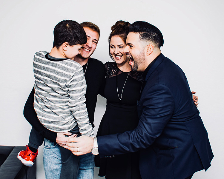 Better Together, an intimate evening with Fernando, Susan and Zeke Varela