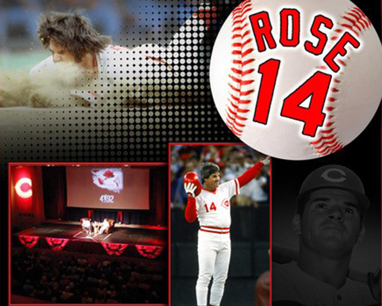 4192 - An Evening with Pete Rose