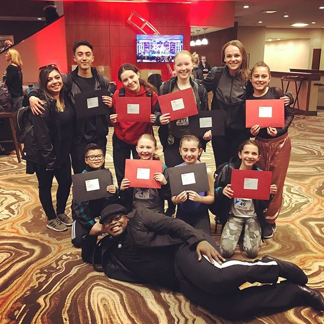Another wonderful weekend at @radixdance !! Congratulations to all of our dancers we are so proud of you all! Special congratulations to our scholarship recipients, our mini runners up, @londonsimone_ & @ashton.wullbrandt , and our Teen Core Performer winner @miguel.crandell !! We are so very proud of each and every one of you. ❤️ #squad #evq