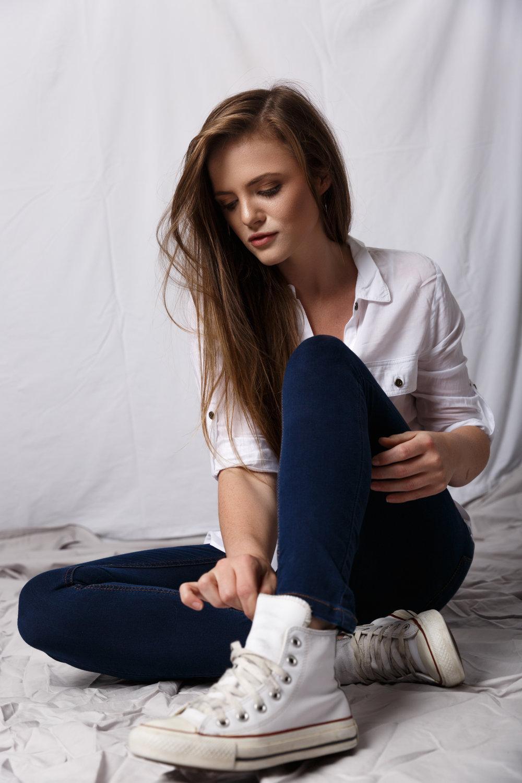 Kim Fisher Fashion Photographer Fashion Editorial for Promo Magazine May 2018