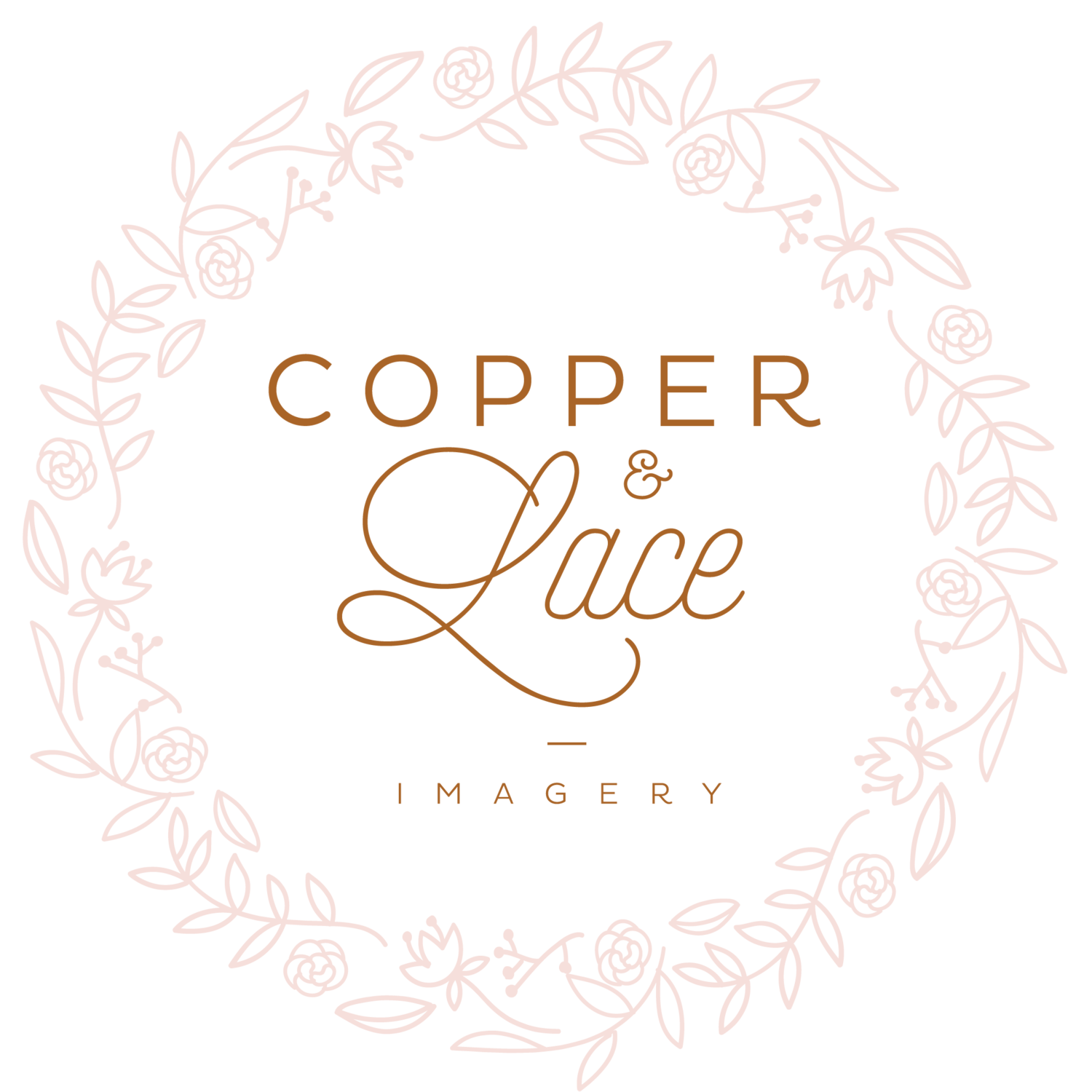 Copper & Lace Imagery