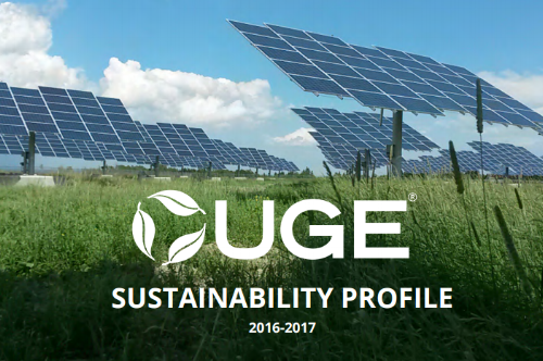 UGE- Commercial Solar Solutions - Sustainability Profile