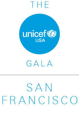 UNICEF Gala San Francisco