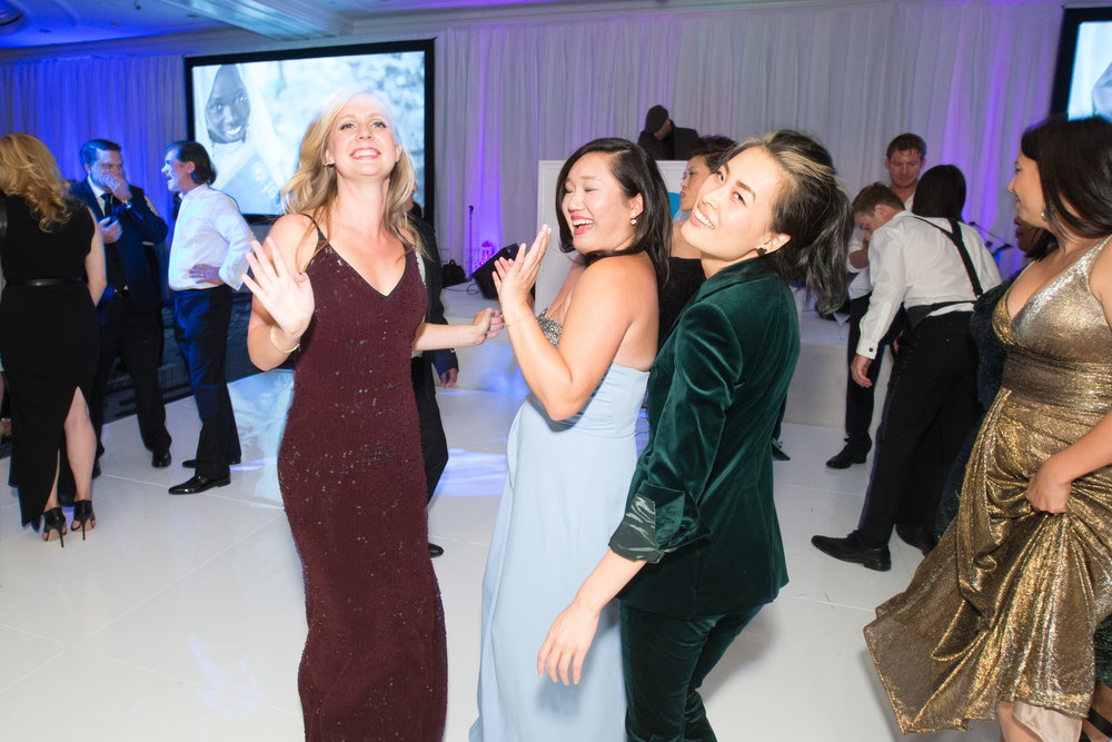 Bay Area NextGen Members enjoying the dance floor (Photo by Drew Altizer)
