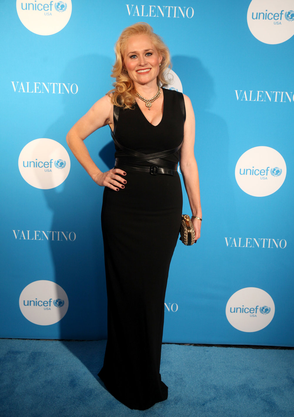 Gala Co-Chair Susanne Caballero (Photo by Getty Images)
