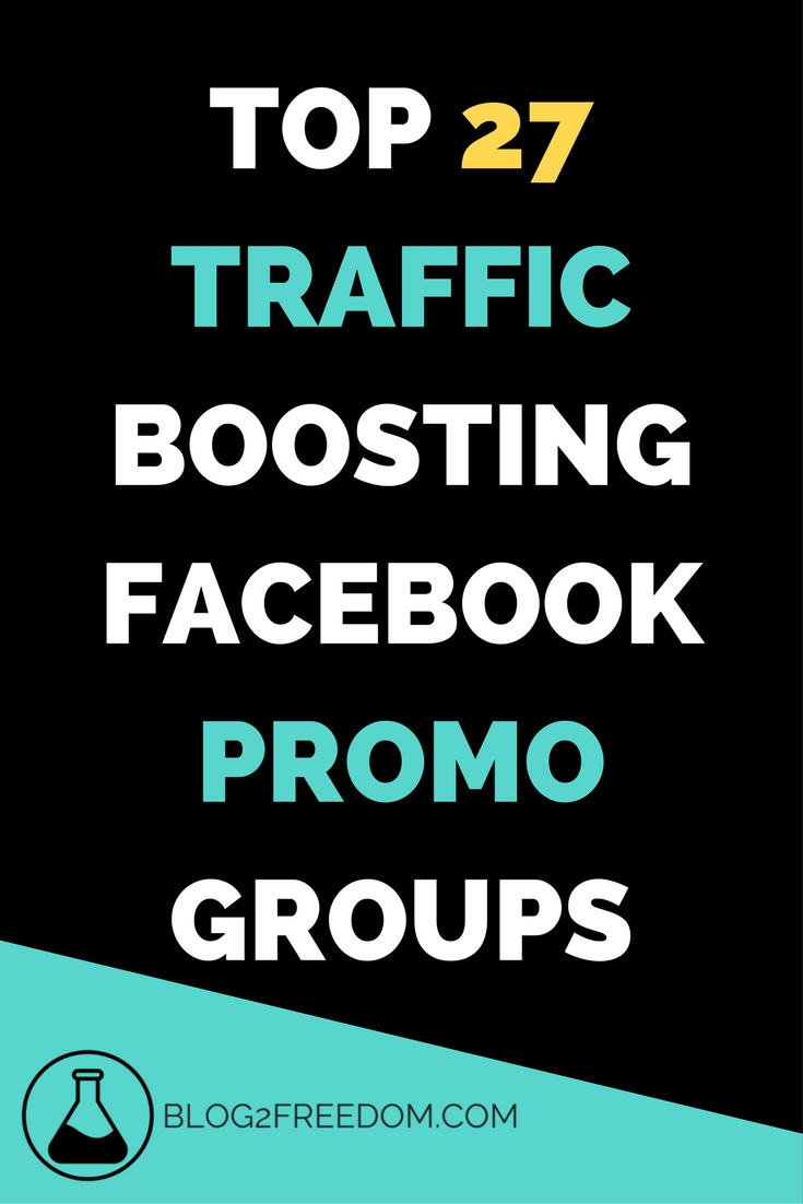 Facebook Promo Groups are amazing, they are a huge source of my traffic and the best way to meet new friends.
