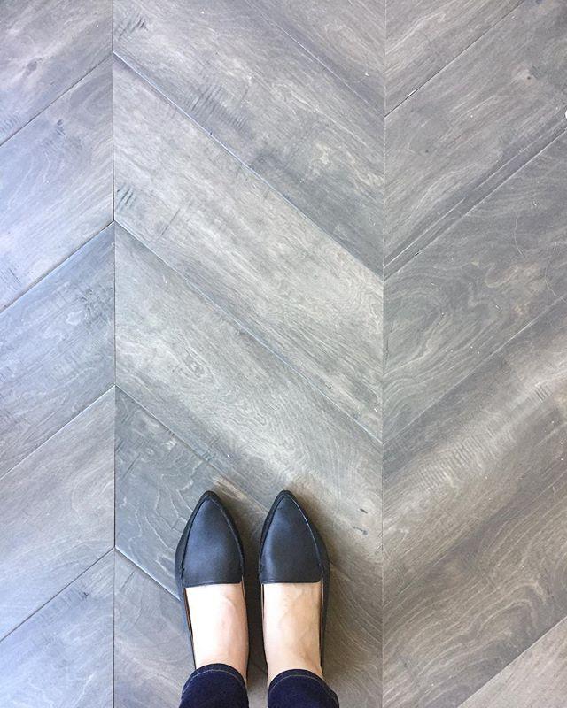 Loving our new living room floors!! #ihavethisthingwithfloors