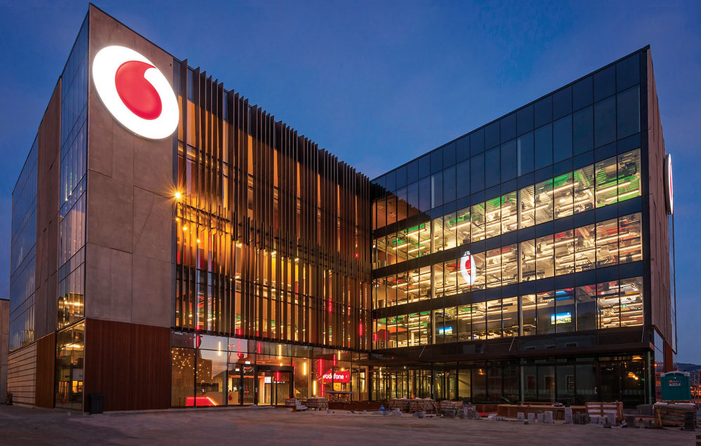 Vodafone Christchurch