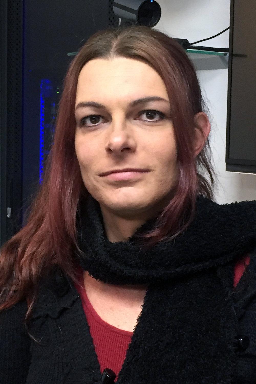 Loulique Van Heerden - Programmer/Designer