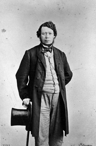 Statesman, journalist, public speaker, and poet. He was felled by an assassin's bullet in 1868, becoming the only Canadian federal politician ever to be assassinated   Photo courtesy of Library and Archives Canada