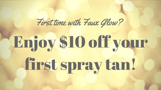 Faux Glow to Go Spray Tanning Fargo ND