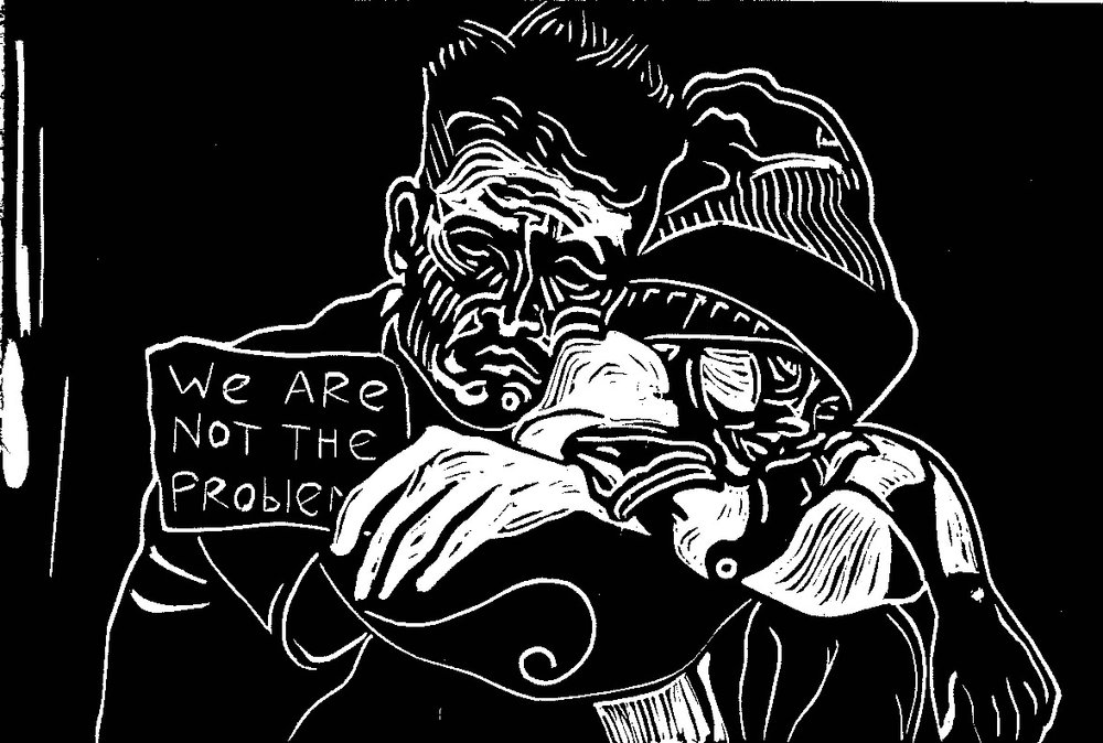 We Are Not The Problem