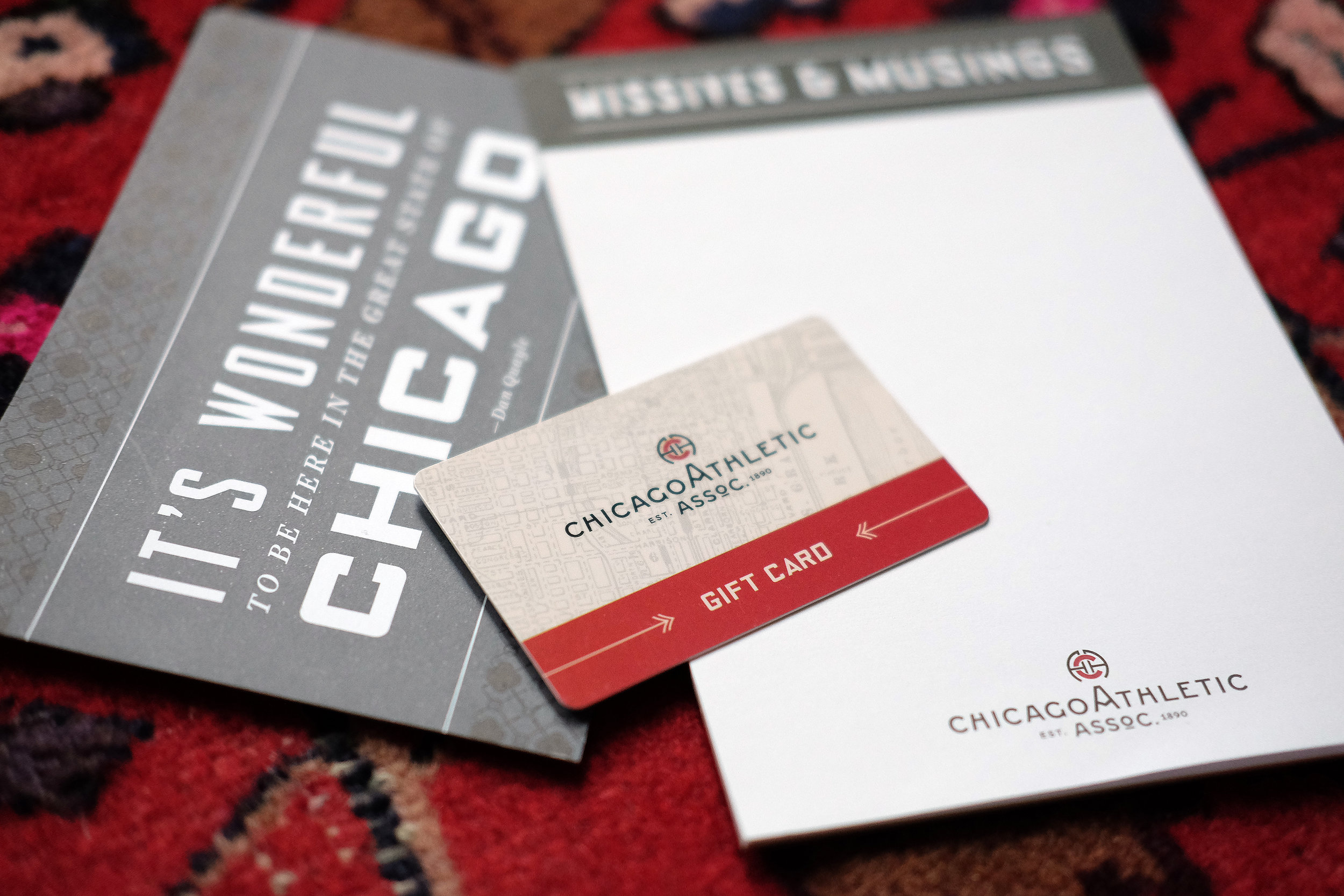 The Hotel Gift Card The Shop At The Caa