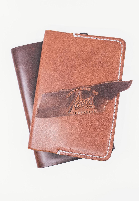 Roam Goods - Passport Wallet and Field Notes Wallet-3.jpg