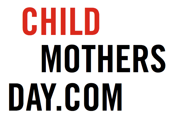 Child Mothers Day