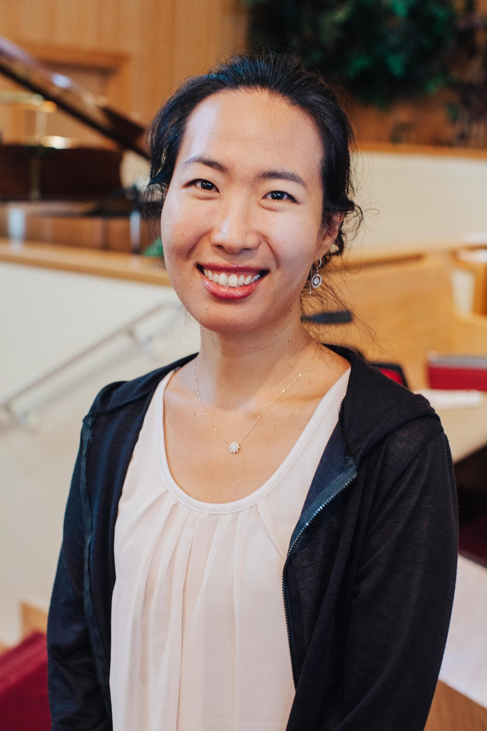 Multicultural Minister/Music AssistantSylvia Kim, DMA -