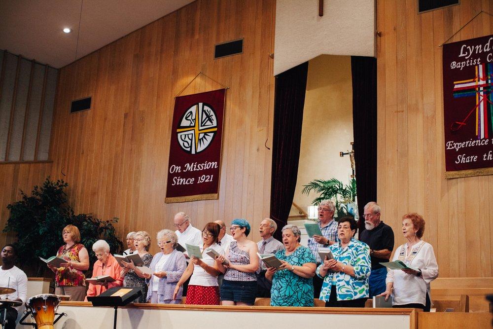 Lyndon Baptist Choir