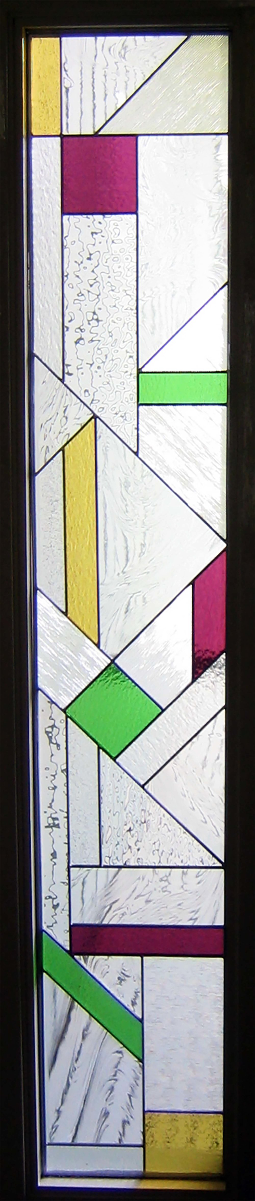 abstract art deco stained glass modern palo alto atherton menlo park san jose san francisco bay area legacy glass.jpg
