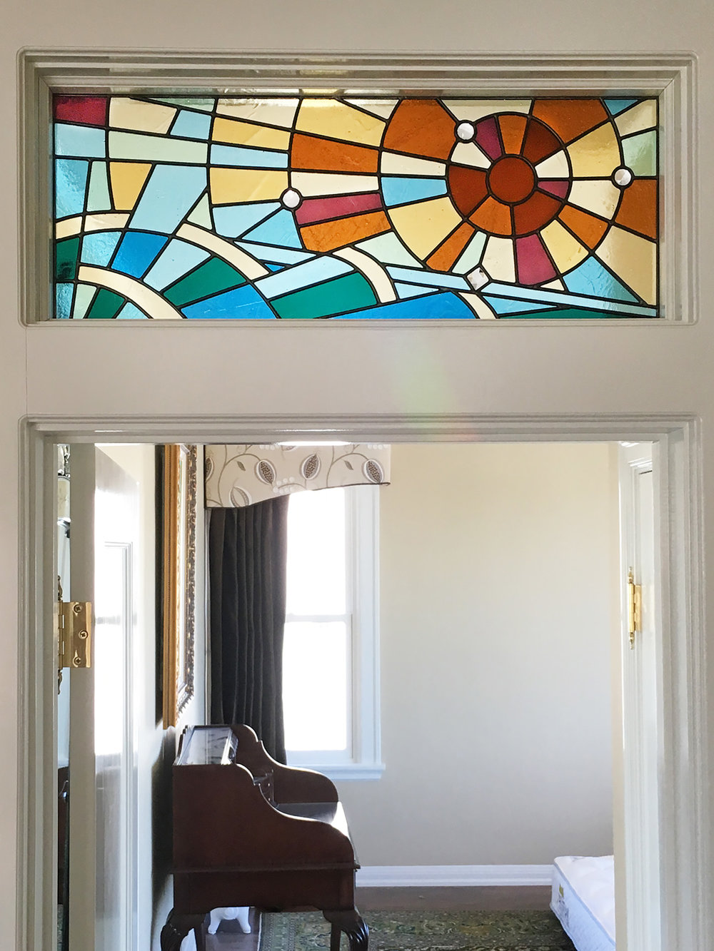 abstract stained glass ocean sunset palo alto atherton menlo park san jose san francisco bay area legacy glass.jpg