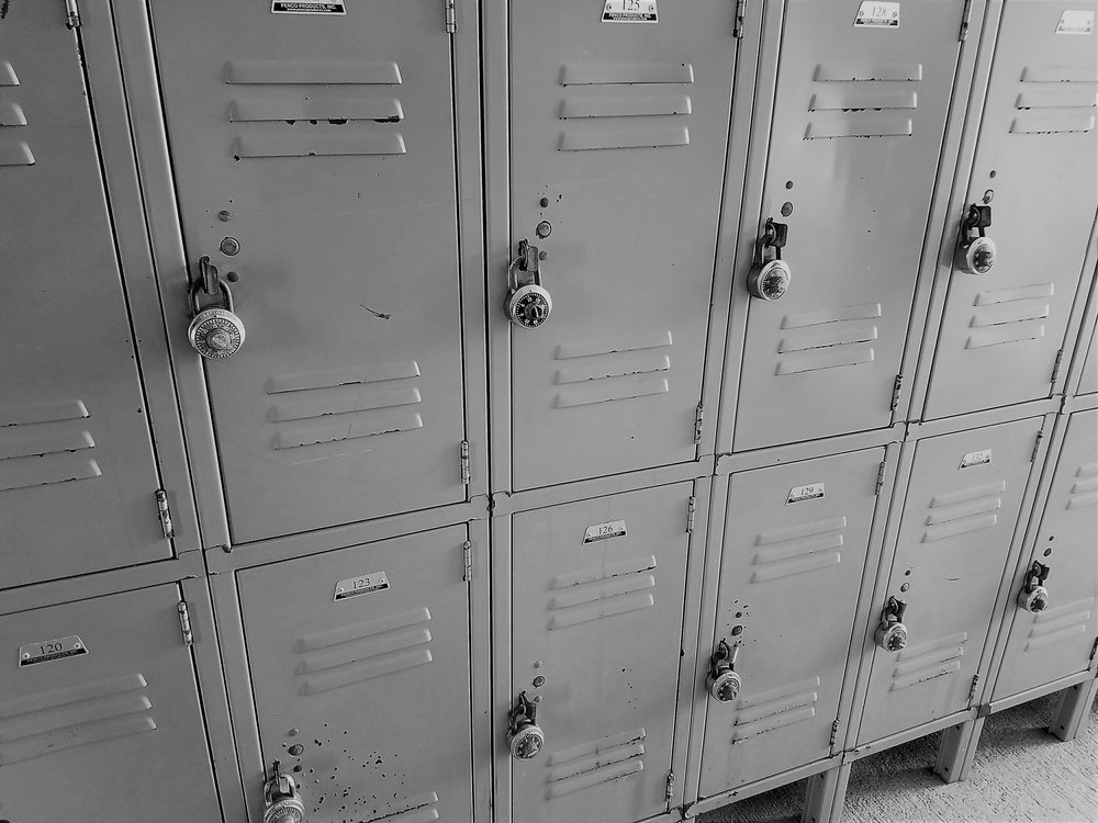 - Please clean out your lockers before leaving for the summer.  All items left in the lockers will be disposed of.  Leave the lock on the lockers.  We will check your lockers and change locks for next year.