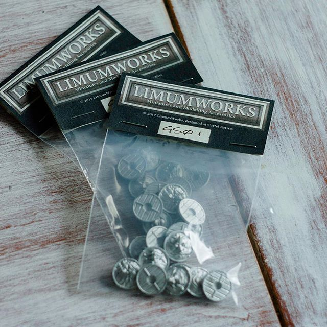 A number of customers have been in touch in regard to restocking of the Grotesque Shields (GS01) and now they are back in! Ready to once again arm your Greenskins or Chaos troops.  #metalminiatures #miniatures #metal #greenskin #horde #shields #arm #grotesque #chaos #modelkit #fantasy #wargaming #orcs #goblins