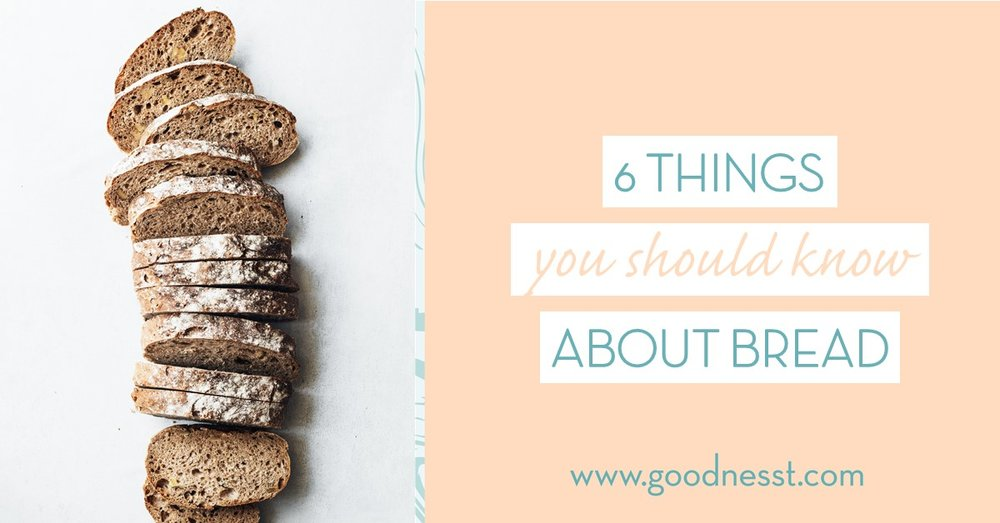 Goodnesst-health information-six-things-you-should-know-about-bread-gluten intolerance-amelie-van-der-aa