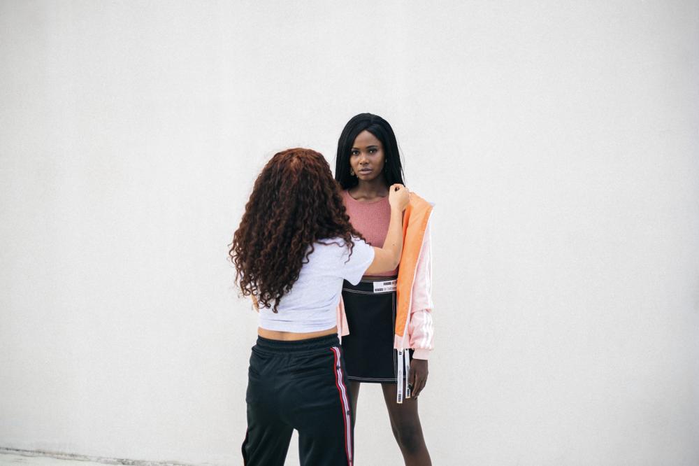 Casting & Content Creation: Thugxurious & Factorie - Feat. brands Balenciaga, Adidas, FILA, Umbro, Vans, thanks to Factorie. Styling: Thugxurious. Photo, Casting & Creative Direction: The Uncast