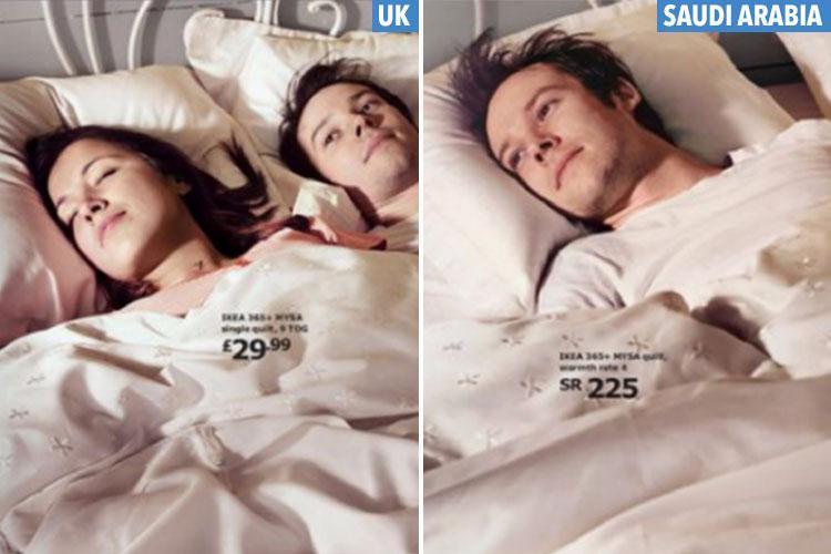 IKEA cultural advertising