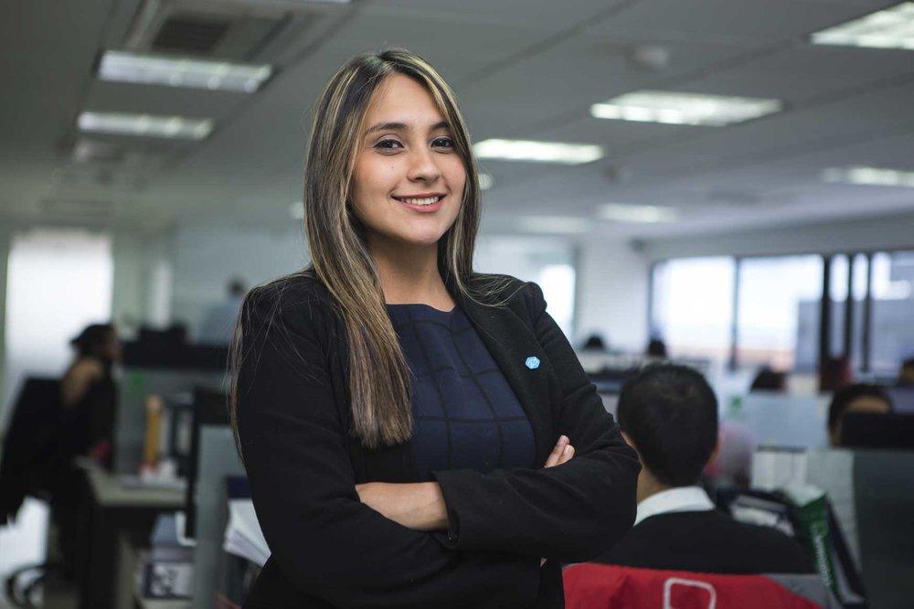 Interna perfil Adriana Garcia