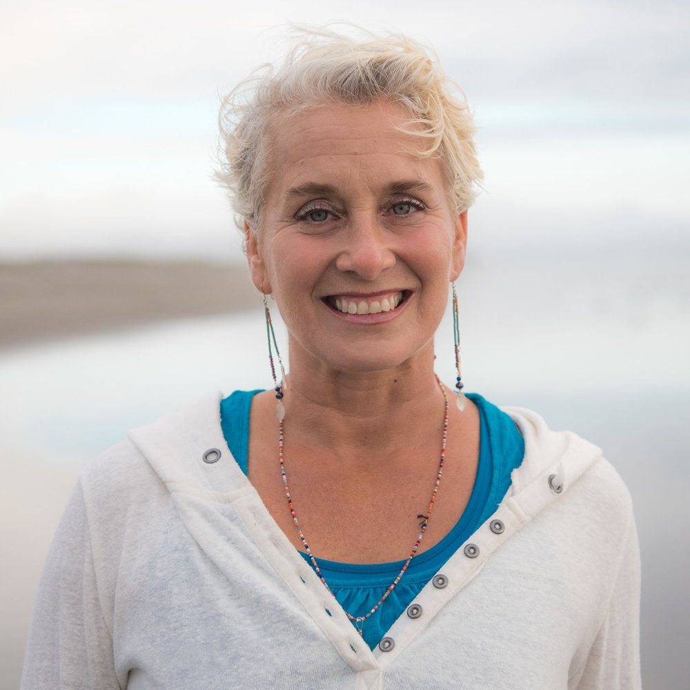 JOY RAVELLI  ERYT  500, IAYT, Founder of Purusha Yoga, with over 20 years of experience and education in Raja/ Hatha/ Tibetan Yoga.