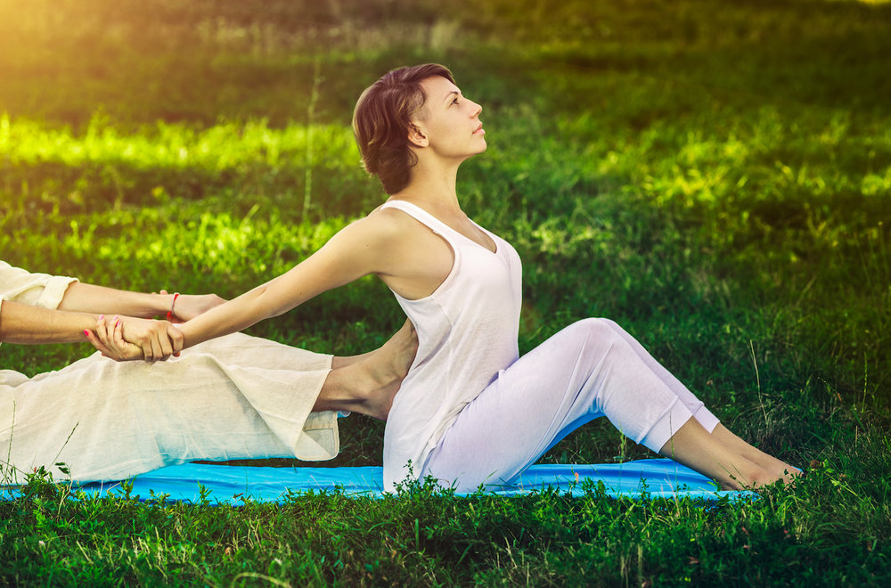 Thai Yoga Bodywork Retreat in Hawai'i